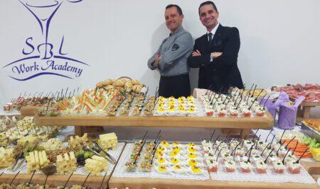 S.B.L Work Academy e Bonaventura Maschio presso l'Istituto Elena Cornaro di Jesolo